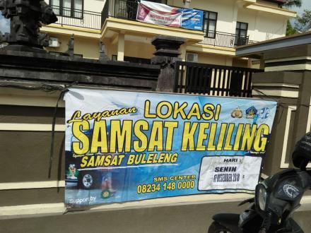 SAMSAT KELILING