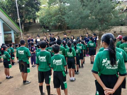 BAKTI SOSIAL FAKULTAS BAHASA DAN SENI UNDIKSHA TAHUN 2019