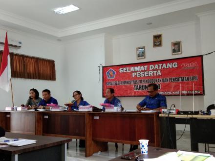 GISA : Gerakan Indonesia Sadar Administrasi Kependudukan