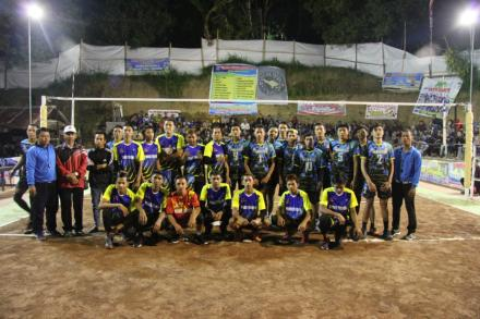 """Lotus Generation"" Tim Bola Volly Desa Tunjung"