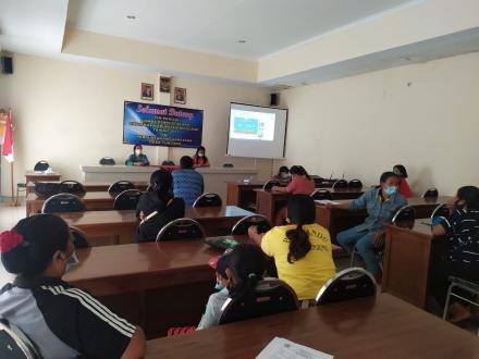 Launching dan Seminar Hari Posyandu